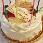 次女、9歳の誕生日おめでとう!