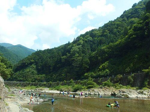 岐阜県 板取川